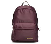 City Backpack Rucksäcke für Taschen in lila