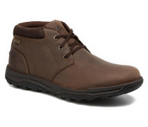 TT Wp Mid Stiefeletten & Boots in braun