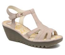 Yini 727 Sandalen in beige
