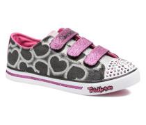 Sparkle Glitz Heartsy Glam Sneaker in mehrfarbig