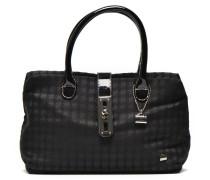 Pied de poule Shopping X Handtaschen für Taschen in schwarz