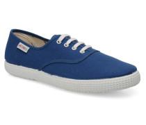 W Sneaker in blau