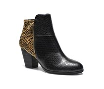 Cala Stiefeletten & Boots in schwarz