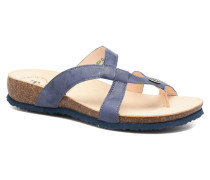 Julia 80333 Clogs & Pantoletten in blau