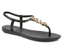 Charm III Sandal Sandalen in schwarz
