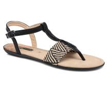 Brush 53533 Sandalen in schwarz