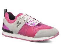 Sneaker Mania2 in rosa