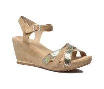 Lounaka Sandalen in beige