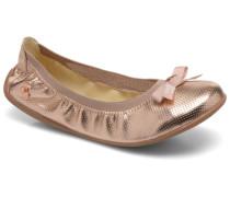 Lc Lilou Ballerinas in goldinbronze