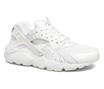 Huarache Run Se (Gs) Sneaker in weiß