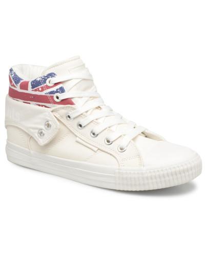 British Knights Herren Roco Sneaker in weiß