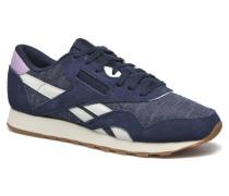 Cl Nylon Wr Sneaker in blau