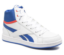 Royal Prime Mid Sneaker in weiß