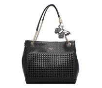 Porté épaule Shopper Flutter Handtaschen für Taschen in schwarz