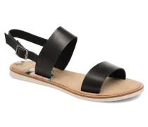 Morel Sandalen in schwarz