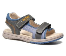 Platino Sandalen in blau