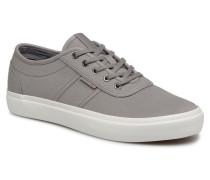 Jack & Jones JFW Austin Canvas Sneaker in grau