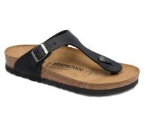 Gizeh W Sandalen in schwarz