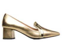 Shoe Officer #1 Pumps in goldinbronze