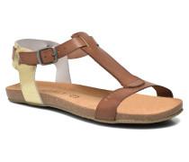 Aisha Sandal 2 Sandalen in braun
