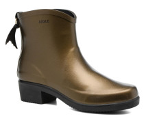 Miss Juliette Botillon Stiefeletten & Boots in goldinbronze
