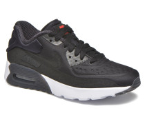 Air Max 90 Ultra PRM GS Sneaker in schwarz