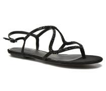 MINAKI Sandalen in schwarz
