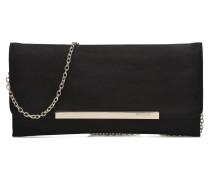Pochette suédée S Mini Bags für Taschen in schwarz