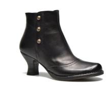 Rococo S904 Stiefeletten & Boots in schwarz