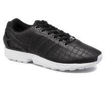 Zx Flux W Sneaker in schwarz