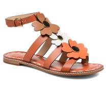 Kit Flat Sandal Sandalen in mehrfarbig