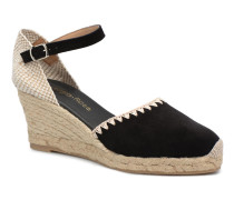 Infeston Espadrilles in schwarz
