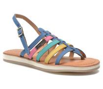 Hippie Sandalen in mehrfarbig