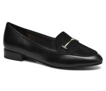 HARRIETT Slipper in schwarz