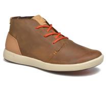 Freewheel Chukka Sneaker in braun