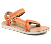 Original Universal Ombre Sandalen in orange
