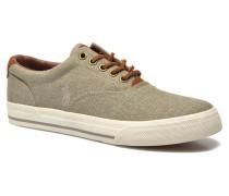 Vaughn Suede Sneaker in grau
