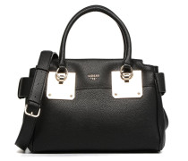 Luma Small Girlfriend Satchel Handtasche in schwarz