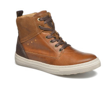 Benevento II mid JR Sneaker in braun
