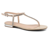 DIAMANTE Sandalen in beige