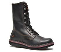 Assen 436 Stiefeletten & Boots in schwarz