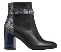 Queens Cross #2 Stiefeletten & Boots in schwarz