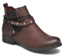 Pauline Stiefeletten & Boots in weinrot