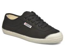 Basic Sneaker in schwarz