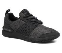 Scissor w Sneaker in schwarz