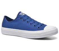 SALE 37%. Chuck Taylor All Star II Ox M Sneaker in blau