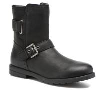 Abia bootie Stiefeletten & Boots in schwarz
