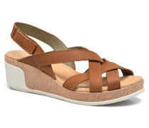 Leaves N5002 Sandalen in braun