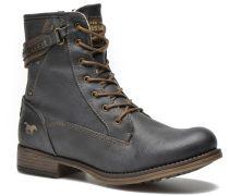 Amis Stiefeletten & Boots in grau