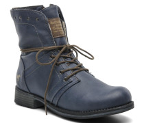 Bigz Stiefeletten & Boots in blau